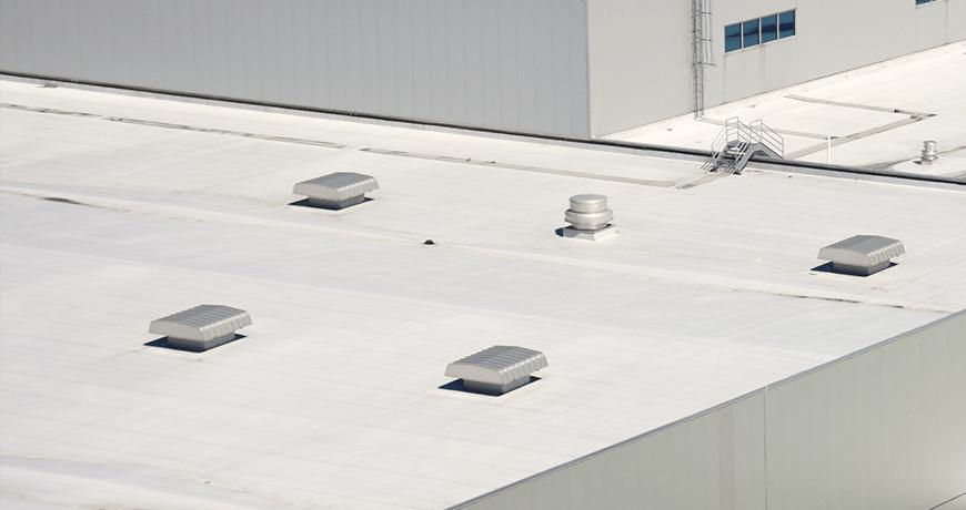 Toiture TPO toit blanc Longueuil