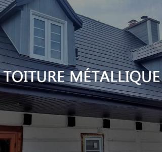 Toiture métallique Longueuil.